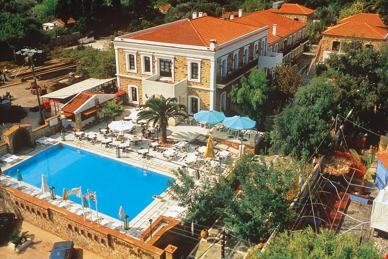 Hotel Grecian Castle - Chios stad - Chios